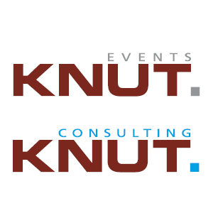 KNUT.events und KNUT.consulting Logo